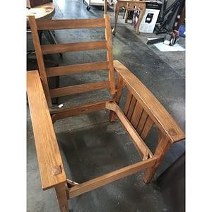 Shop Pocatello 2nd Time Around Pocatello wood chair -1