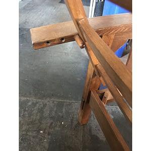 Shop Pocatello 2nd Time Around Pocatello wood chair - 2