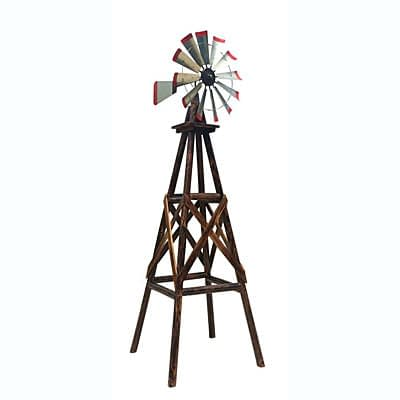 10 Ft Windmill at C-A-L Ranch Stores