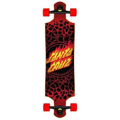 40?x 10? Santa Cruz Skateboard at Deckadence