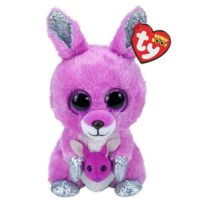Ty Beanie Boo Small Rory the Kangaroo Plush Toy at Claire's