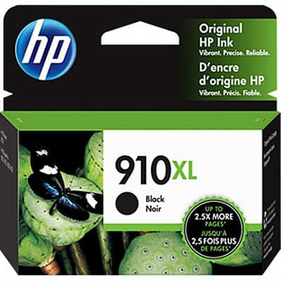 HP 910XL Black Printer Ink at Laser Xpress