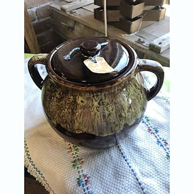 Bean Pot at Wysteriasage Creations