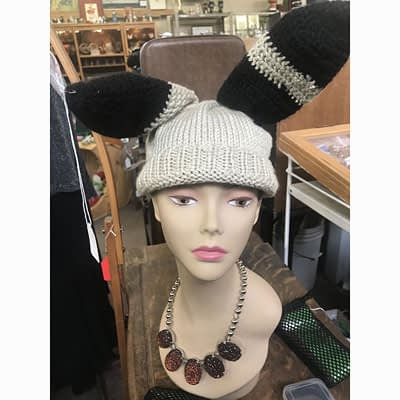 Bunny Ears Hat at 2nd Time Around Pocatello