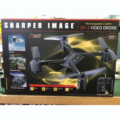 Sharper Image Video Drone at 2nd Time Around Pocatello