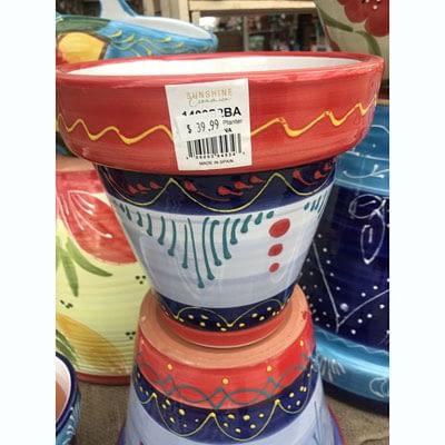 Shop Pocatello The Pocatello Greenhouse ceramic lanter