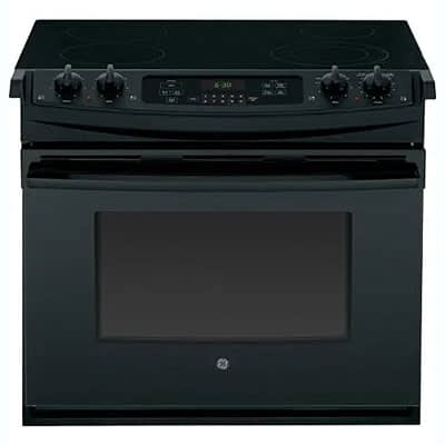 GE® 30″ Drop In Electric Range at Dell's Home Appliance & Mattress Center