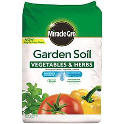 Miracle-Gro Vegetables & Herbs Garden Soil at Ace Hardware