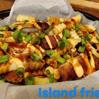 Island Fries at A Taste of Hawaii 208