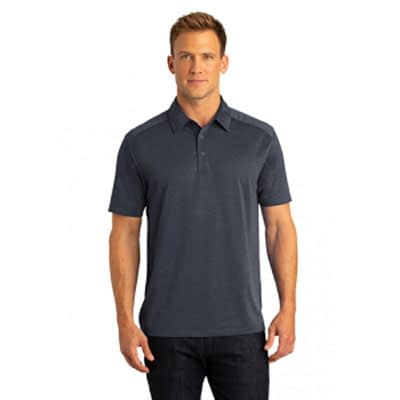 Port Authority Digi Heather Performance Polo at Counter Strike Supply Company