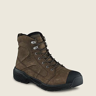 Exos Lite Waterproof Safety Toe Boot Style 985 at Red Wing