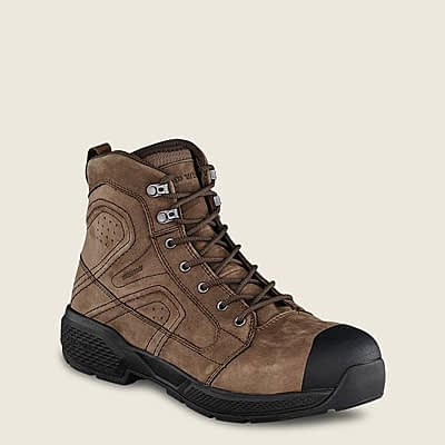Exos Lite Waterproof Safety Toe Boot Style 2454 at Red Wing