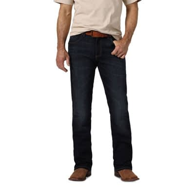 Wrangler Retro Relaxed Regular Fit Bootcut Jean at Vickers Western Store