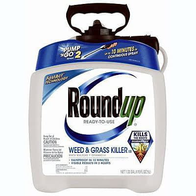 Roundup Pump 'N Go Weed & Grass Killer – 1.33 Gal at C-A-L Ranch Stores
