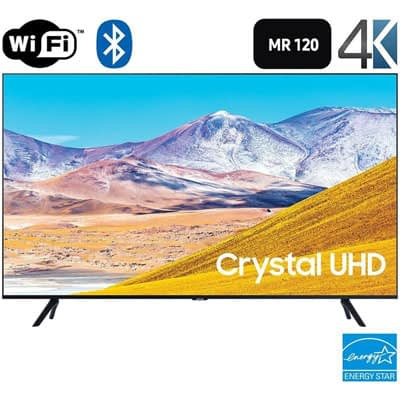 Samsung 43-inch 4K Ultra HD Smart LED TV at Merlins TV