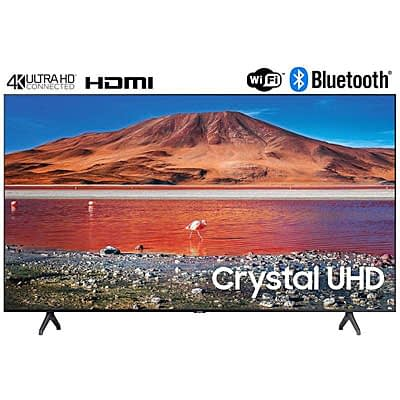 Samsung 70-inch 4K Ultra HD Smart TV at Merlins TV