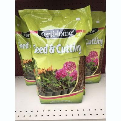 Ferti-lome Seed & Cutting at The Pocatello Greenhouse
