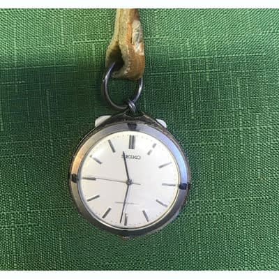 Seiko Pocket Watch 21 Jewel at 2nd Time Around