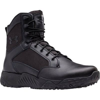 Under Armour, 8″ Stellar Tac Boots at Counter Strike Supply Company