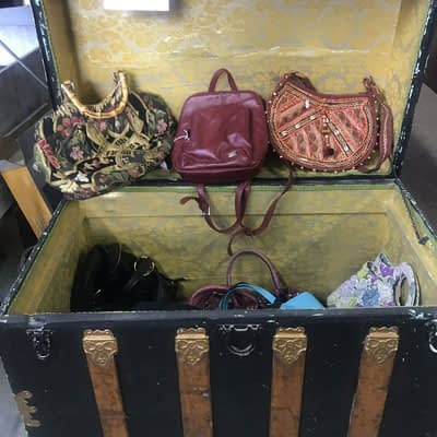 Vintage Trunk at 2nd Time Around