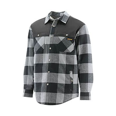 Men's Plaid Insulated Jacket at C-A-L Ranch Stores