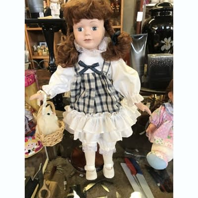 Collectable Doll at 2nd Time Around Pocatello