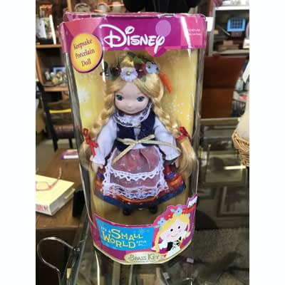 Keepsake Porcelain Doll at 2nd Time Around Pocatello