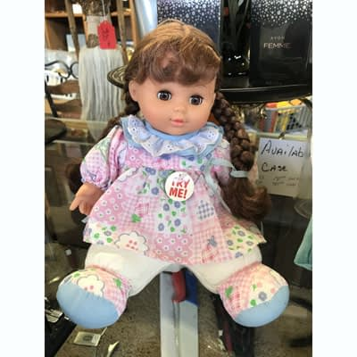 Cuddly Doll at 2nd Time Around Pocatello