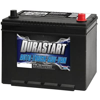 DURASTART AUTOMOTIVE BATTERY – 12V at C-A-L Ranch Stores