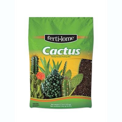 Fertilome Cactus Mix at The Pocatello Greenhouse