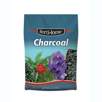 Fertilome Charcoal at The Pocatello Greenhouse
