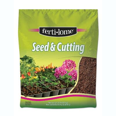 Fertilome Seed and Cutting Mix at The Pocatello Greenhouse