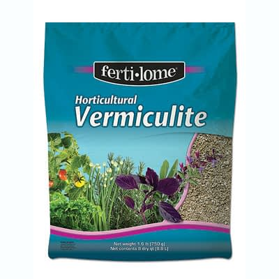 Fertilome Vermiculite at The Pocatello Greenhouse