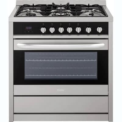 Haier 3.8 Cu. Ft. Gas Range at Dell's Home Appliance
