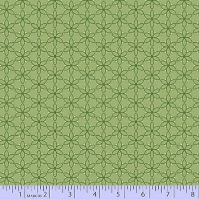 On Point Olive Fabric at Sew in Stitches