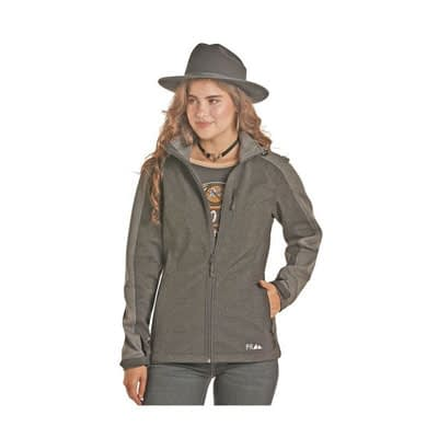 Women's Reflective Ombre Softshell Jacket at C-A-L Ranch Stores
