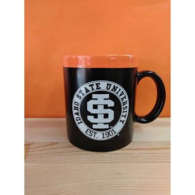 ISU Black and Orange Mug #31 at The Orange and Black Store