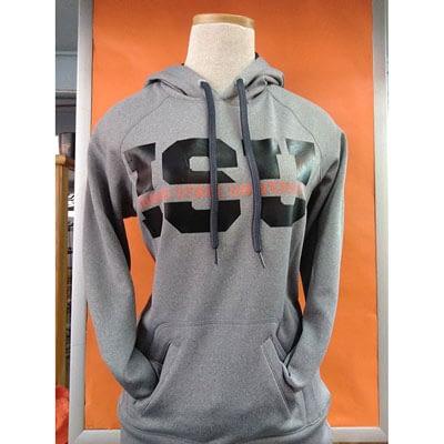 ISU Ladies Grey Hoodie #170 at The Orange and Black Store