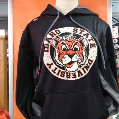 ISU Performance hoodie Women's #157 at The Orange and Black Store