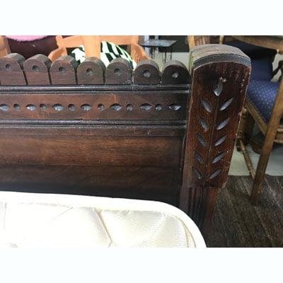 Shop Pocatello vintage bed head board