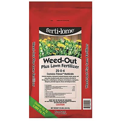 Ferti-Lome Weed & Feed 25-0-4 Lawn Fertilizer at Ace Hardware