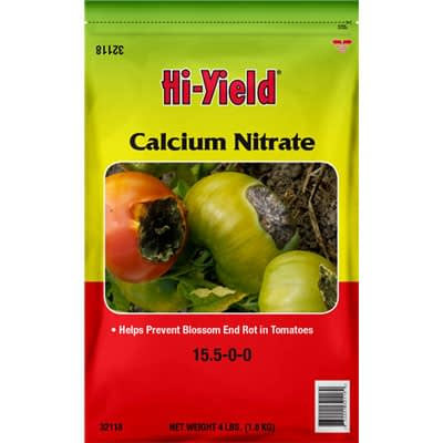 Calcium Nitrate at The Pocatello Greenhouse