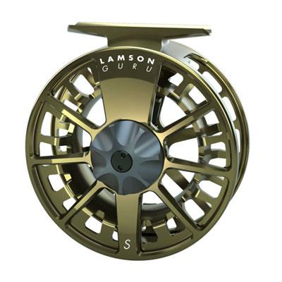 WaterWorks-Lamson Guru S Fly Reels at Snake River Fly