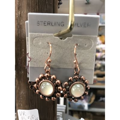 Pierced Earrings at Poky Dot Boutique