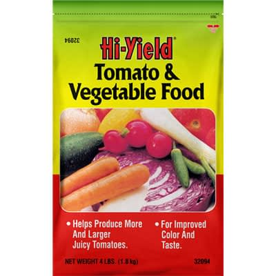 Tomato & Vegetable Food 4-10-6 at The Pocatello Greenhouse