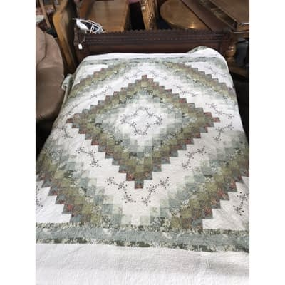 King Size Bedspread at 2nd Time Around Pocatello
