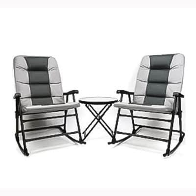 3 Piece Padded Rocker Set at C-A-L Ranch Stores