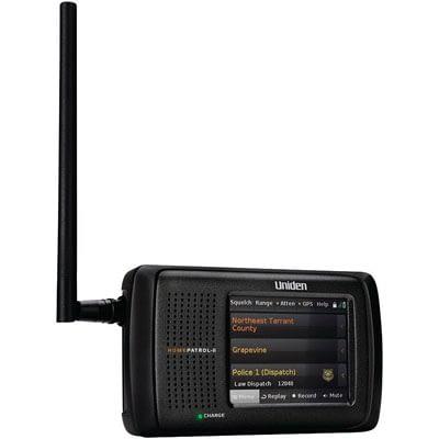 Uniden Homepatrol 2 Handheld Scanner at Vern's Radio Schack