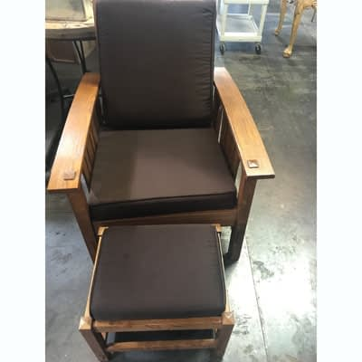 Morris Chair Replica at 2nd Time Around Pocatello