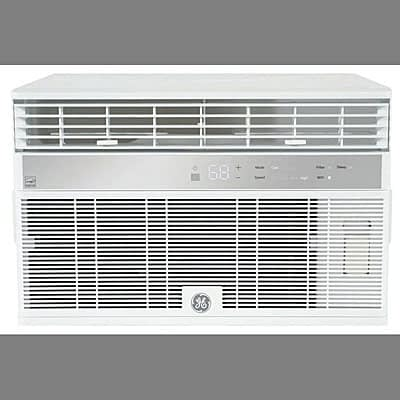 GE® 10,000 BTU's White Smart Room Air Conditioner at Dell's Home Appliance and Mattress Center